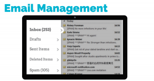 comprehensive solution to email management