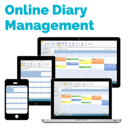 online diary management