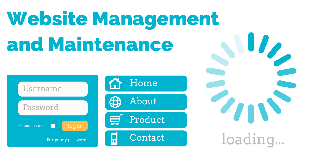 website management and maintenance | © one-resource.com