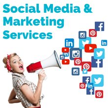 social media and marketing services