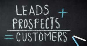 lead generation to increase sales