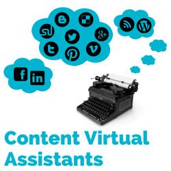 Content virtual assistant
