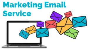 Marketing email service