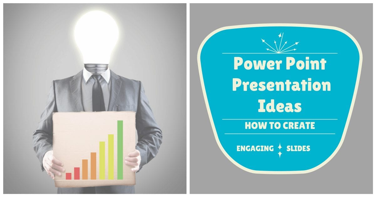 Powerpoint presentation ideas- How to create engaging slides | © Oneresource