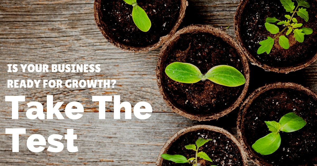Do you have what it takes to boost up your business growth - Take the test | © Oneresource