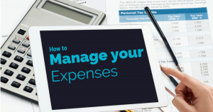How to manage your expenses