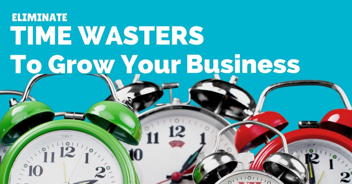 Eliminate time wasters and watch your small business grow | © Oneresource