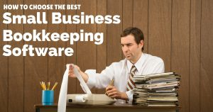 How to choose the best small business bookkeeping software | © Oneresource