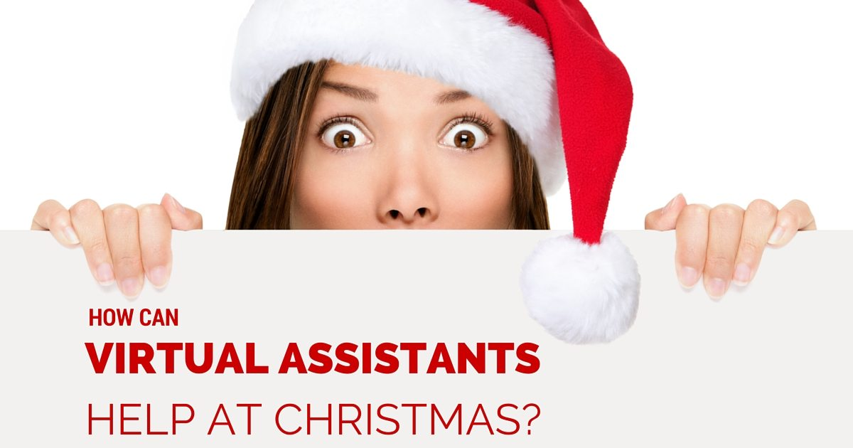 7 Virtual Assistant services to help you over the Christmas period