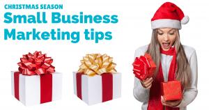 Christmas season marketing – tips for small businesses