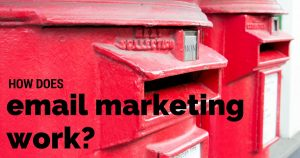How does email marketing work- A guide for small business