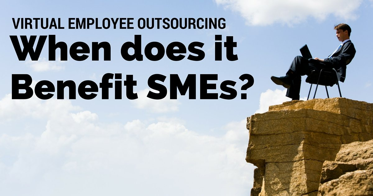 Virtual Employee Outsourcing When Does it Benefit SMEs | © Oneresource