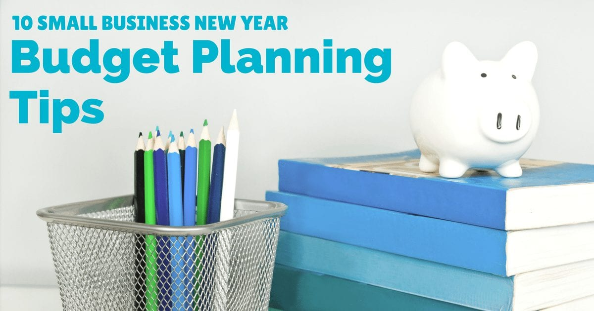 10 small business budget planning tips for the New Year | © Oneresource