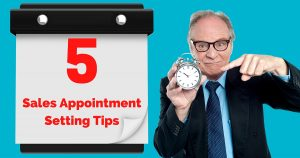 5 appointment setting tips for entrepreneurs and small business owners