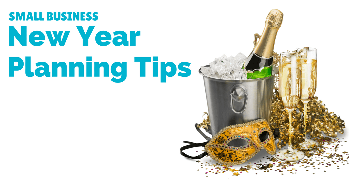New Year small business planning tips for beginners and SMEs | © Oneresource