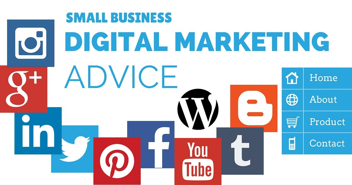 Digital marketing advice for small business owners | © Oneresource