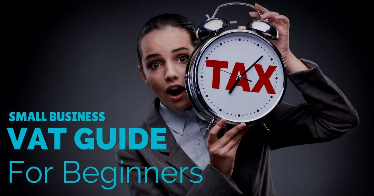 Small business VAT guide for beginners | | © Oneresource