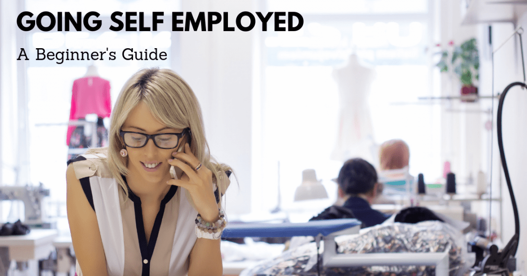 A beginner's guide to going self employed