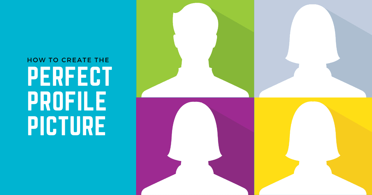 A marketing content manager's guide to creating the best profile picture