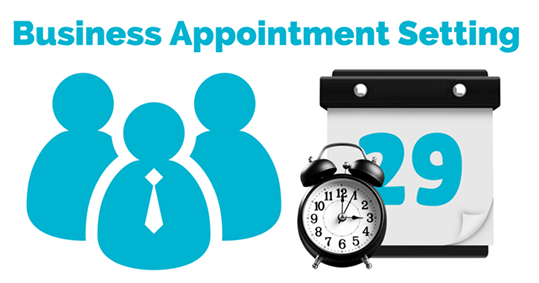 Business appointment setting | © one-resource.com