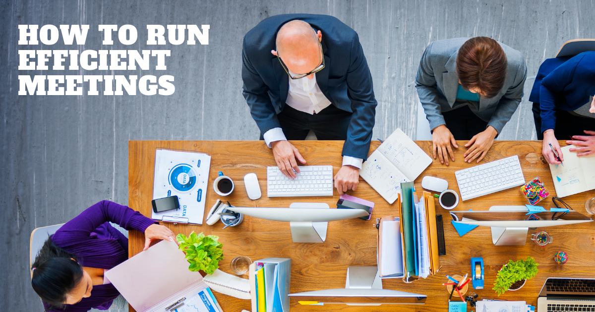 How a meeting organiser can help you run truly efficient meetings