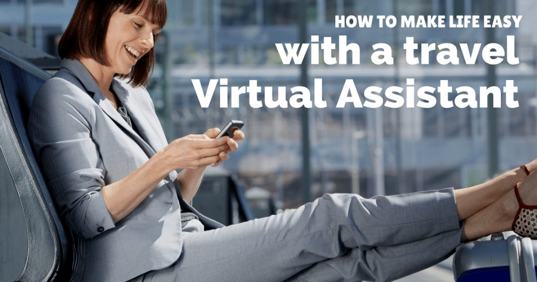 How a travel virtual assistant can make your life easier | © Oneresource
