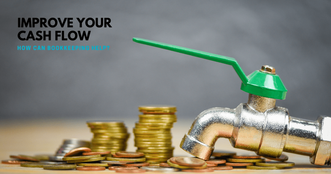 How can bookkeeping services improve your cash flow