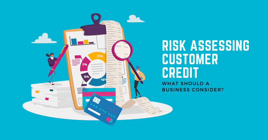 How outsource bookkeeping services can help risk-assess customers and manage credit