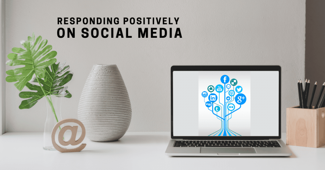 How positive responses on social media can help business succeed