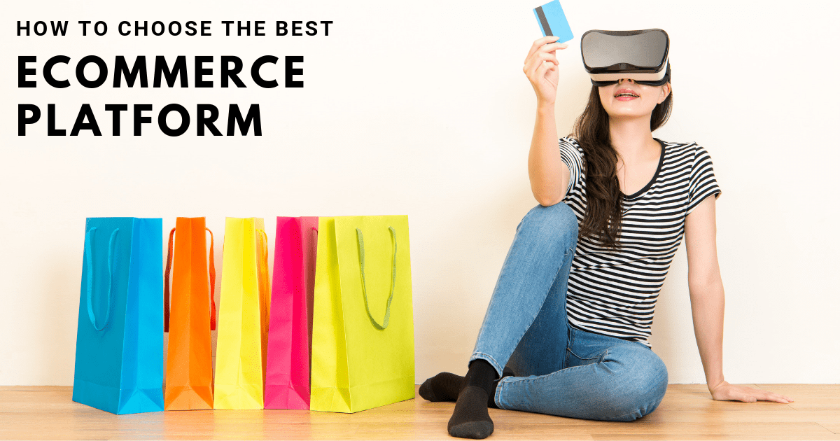 How to choose the best ecommerce platform for your small business