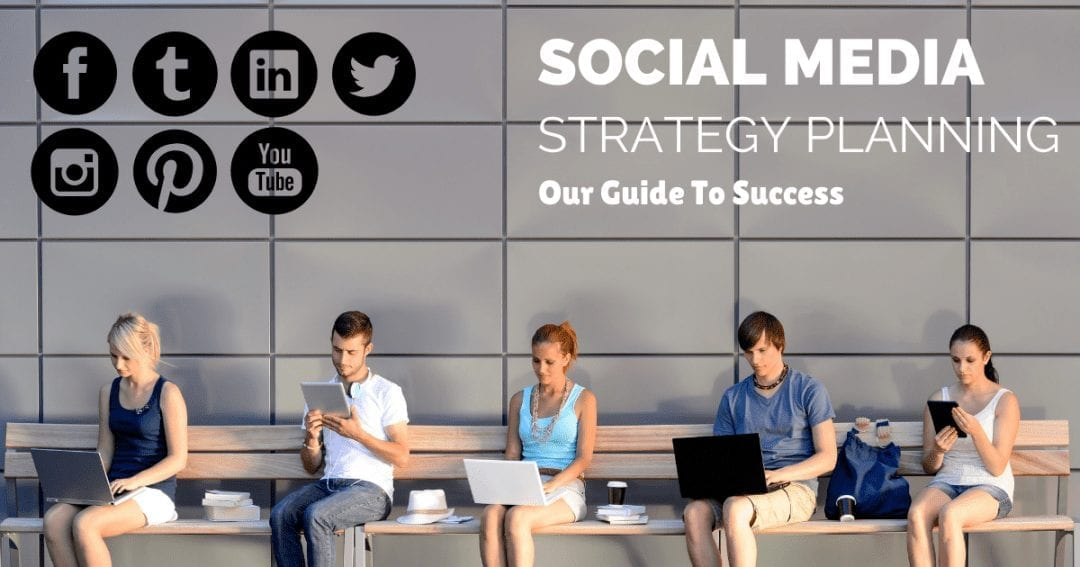How to develop a social media strategy plan