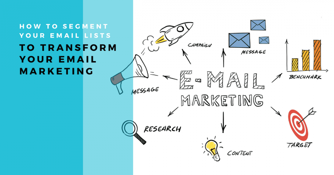 How to segment your lists to transform your email marketing service