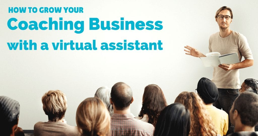 How virtual assistants can help grow your coaching business | © Oneresource