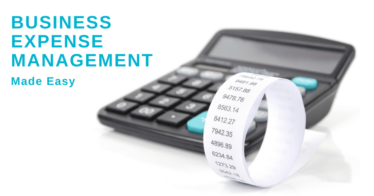 Self-employed business expense management made easy