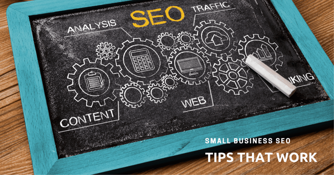 Small business SEO tips that work