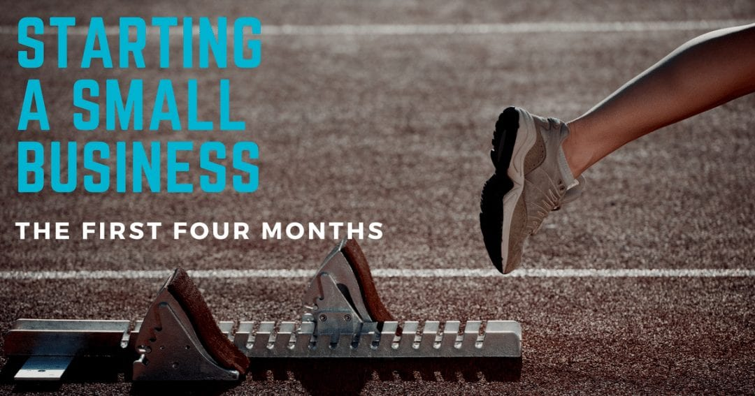 Starting your own small business – the first four months | © one-resource.com