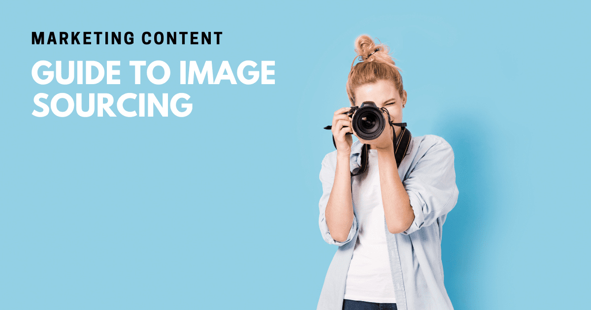 The virtual social media manager's guide to sourcing great images