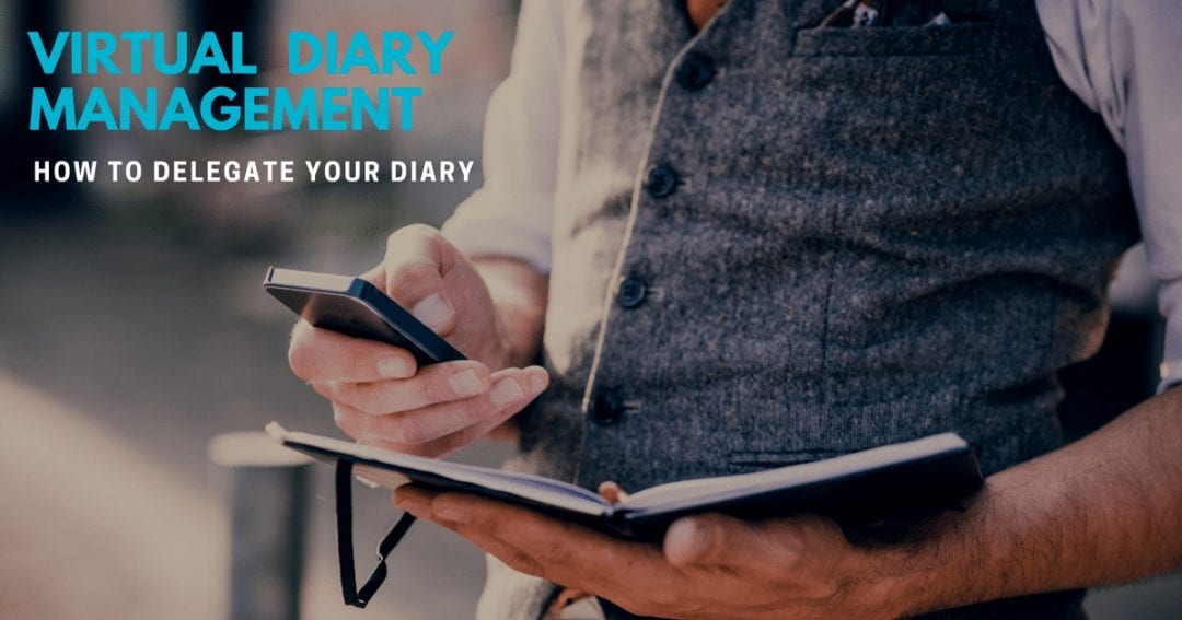 Virtual assistant diary management – how to delegate your diary | © one-resource.com