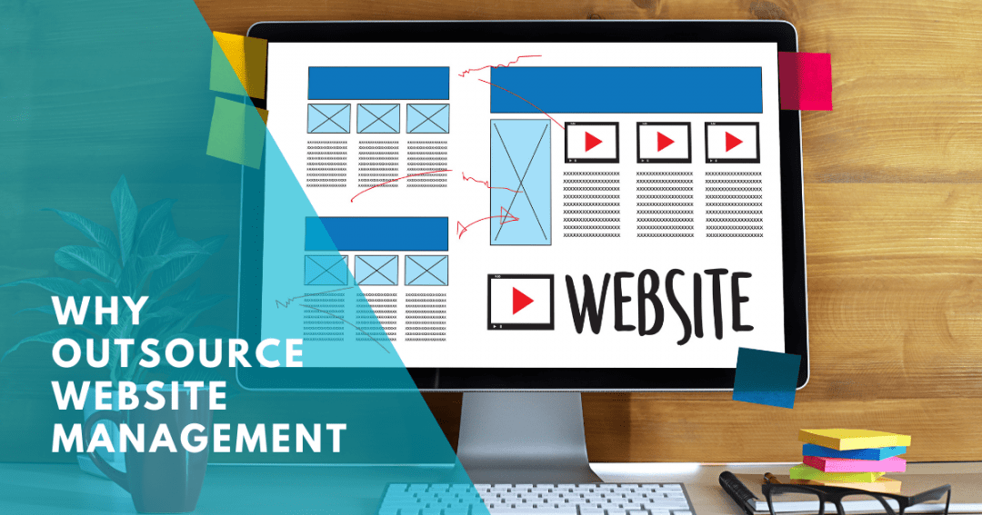 Why outsource website management
