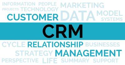 Virtual CRM data entry managment and maintenance