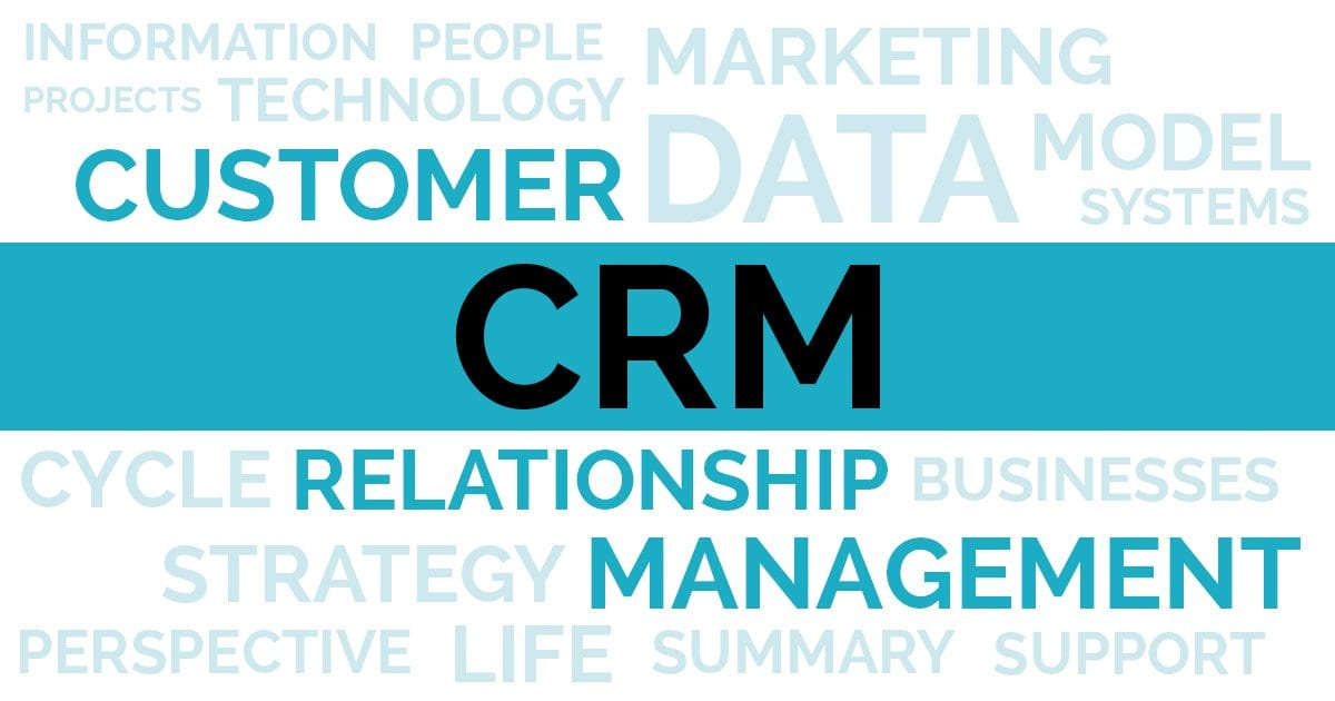 crm data management