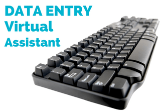 data entry virtual assistant | © one-resource.com
